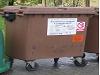 Ukončení svozu hnědých kontejnerů naBRO