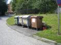 Svoz odpadů – BRO a SKO v období svátků