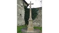 Kříž u bašty