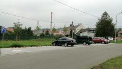 Parkoviště u Jičínky