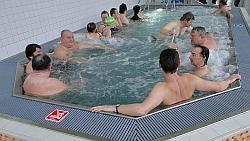 Bazén - vířivka