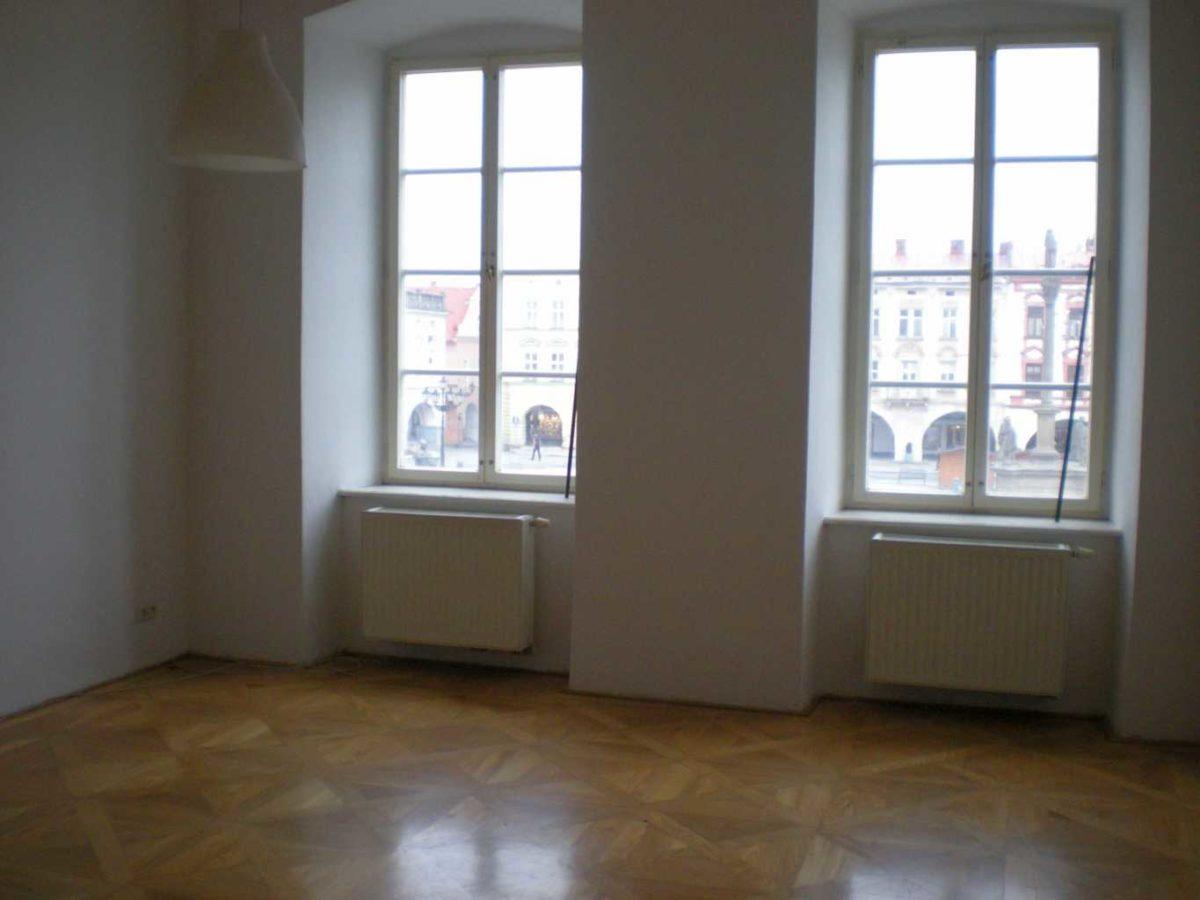 Pronájem bytu 3 + 1, Masarykovo nám. 26