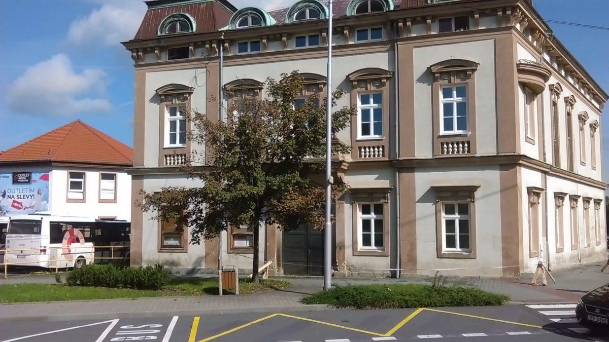 Výměna dřevěných oken naulici Sokolovská 9, Nový Jičín