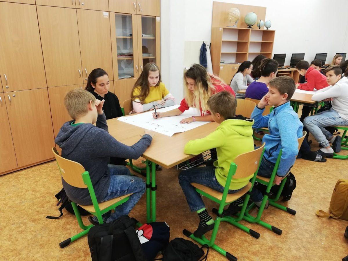 Na novojičínských základních školách se konala školní fóra