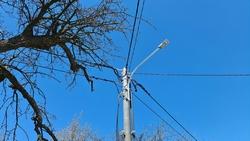 Modernizace veřejného osvětlení v Loučce